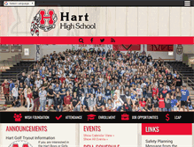Tablet Preview of harthighschool.org